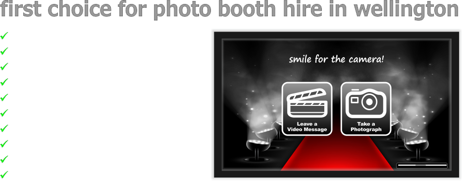 Wellington Photobooth & Photo Booth Hire, Wellington, Somerset